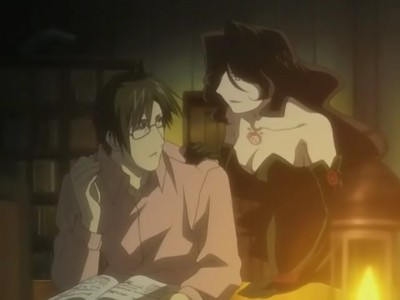 2003 anime Lust