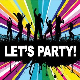 No, throw a party. -____-
