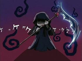 *turns around* ........ its just Sunako Nakahara with a rape face ........ WAIT WHAT!!!!????? ....... i gotta fricking run...... see ya!!!!!