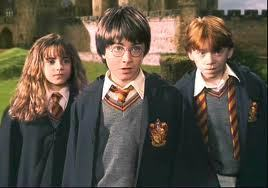 Well, then, Rupert Grint, Emma Watson, and Daniel Radcliffe think of me an awful lot.