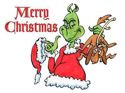 The Grinch.