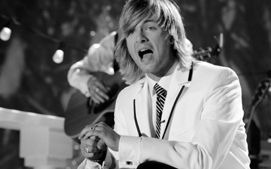 Keith Harkin. Yup, it's true people are always asking me who the hell he is.