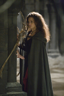 Hated: Most of my favirote characters; Bellatrix (she's 50/50) Azula Isabella Gisborne Regina Mills Icy Nerissa The White Witch Unknown; Lara Pulver Isabella Gisborne Icy Nerissa Sharon antro, den Adel