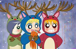THE ROWDYRUFF BOYS DRESSED AS REIN DEER!!!!!!!!!!!!!!!!!!!!! there so cute