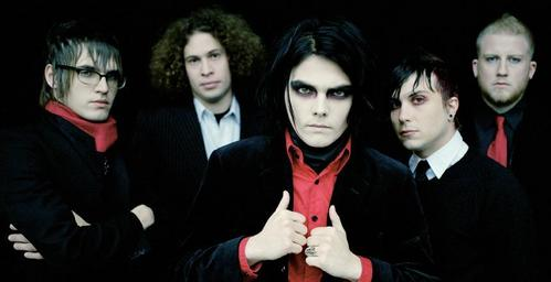 Right now it's Revenge era MCR, but it changes a lot.