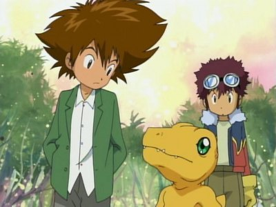 wow... this was late.. হাঃ হাঃ হাঃ but truly my first জীবন্ত crush was tai from digimon! but nowim obsessin ovr death the kid<3