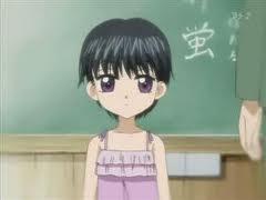 Child Hotaru Is Kawii!