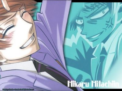 I l'amour those two! Hikaru's my favori out of the two of them.