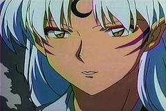 Sesshomaru of coarse! Not only is he super strong, he's H-O-T hot!!!