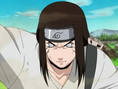 Neji Hyuga - Naruto Shippuden, even if the whole byakugan eyes thing might be creepy atau disconcerting. He's still a hottie to me, and I find him somehow beautiful for it. Hot.