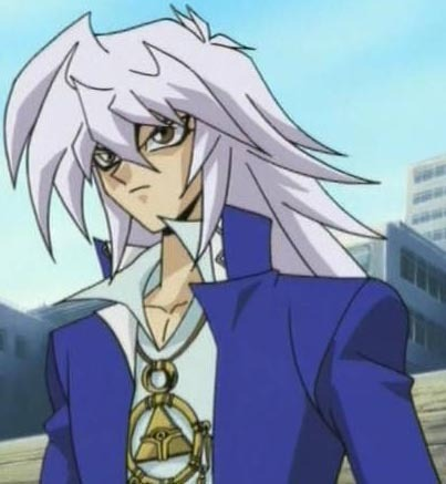 My first anime crush was and still is Yami Bakura from Yu-Gi-Oh!