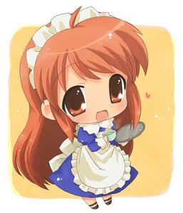 at the moment MIKURU!!!! <3