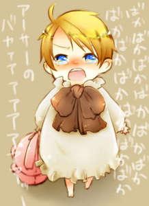 Isn't he a cutie? <3