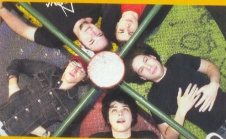 [b]My Chemical Romance[/b] They [i]saved[/i] my life Don't say thats dumb, because if they saved your life like they did for me, te would be damn thank-full. I Amore them, so damn much >3<