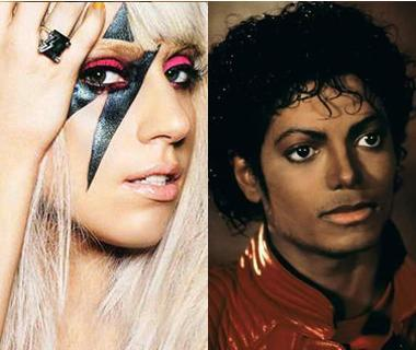 Michael jackson&Lady Gaga are my role modelle