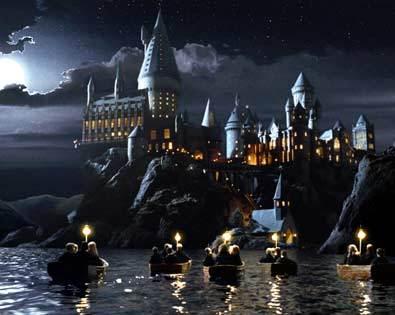 It's not Hogwarts.