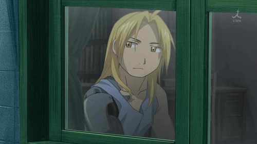My bf that I wanted to have... Of course, it's Edward Elric!