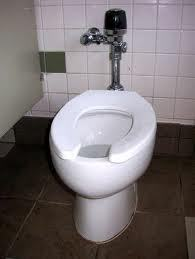 Automatic toilets... no seriously I hate those freaking things! >,<