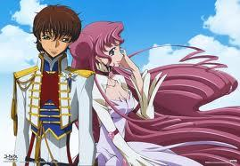 Euphie from Code Geass