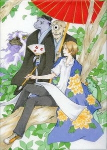 Wow, it's been forever since I last watched animê (I mostly read mangá these days). I absolutely adored the Death Note animes, along with many others, but the one that I still amor today and still watch episodes of once in a while would have to be Natsume Yuujinchou.