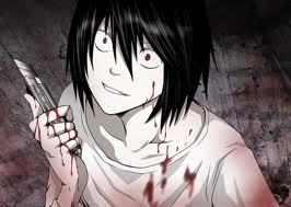 Beyond Birthday (Death Note: Another Note) o Near (Death Note) BB is insane and loves fresa mermelada like me.