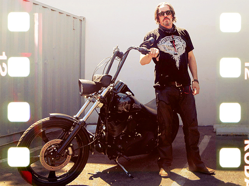 Tommy Flanagan...he might be forty-six, but he's HOT