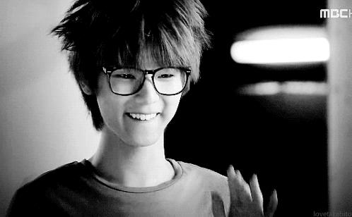 Omg, he was so adorable and dorky. Saranghae Minhyuk!~