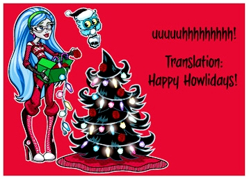 Post a picture of ghoulia, spetra, or toralei! - Monster High ...