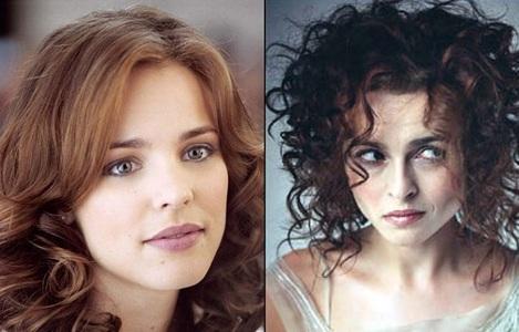 Maybe Helena Bohan Carter au Rachel Mc Adams