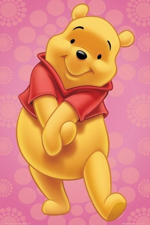 a bear!!!! of course! they say that all the time in the show... winnie the pooh was like my پسندیدہ دکھائیں ever when i was little and i still love it so much!