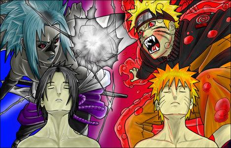 Naruto of course