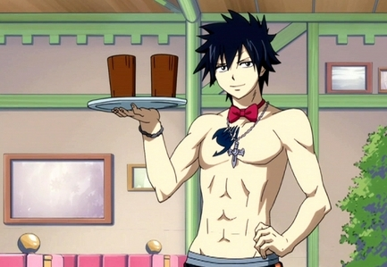 gray fullbuster from fairy tail!!