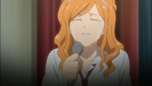 "Momoka from Sket Dance in the episode ""Even Onihime Has Tears in Her Eyes"""
