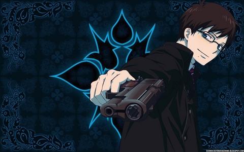 Okumura Yukio from Ao no Exorcist (Blue Exorcist)