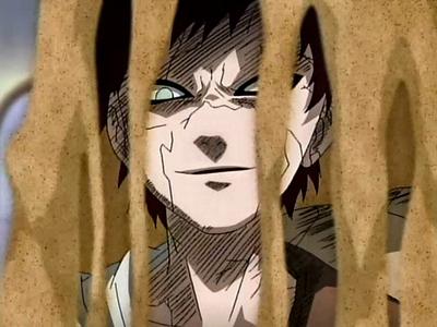Naruto!!!!! Gaara's there!