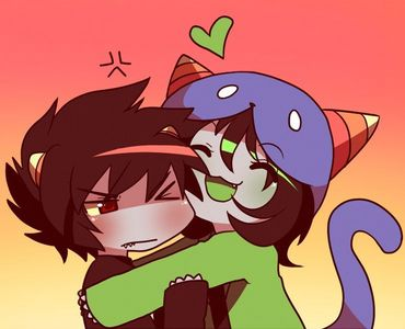 um...just be madami careful...I guess....and I highly doubt you completely unlikeable.... *glomp hugs*
