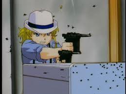 "ah maki ""crimson shooting star"" umezaki from georeeders :3"