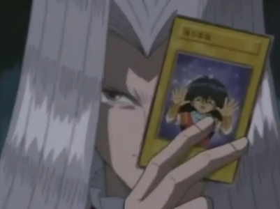 Does Peggy J.Crawford's Millennium/Sennan Eye count? It's (Main) Special power is seeing your opponents cards in their hand oh and also it can take souls..it's really interesting in my opinion,though I kind of felt bad for Yugi's Grandfather,Mr.Kaiba and Mokuba in those episodes as well as Yugi.