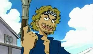 Yassop, Usopp's dad from One Piece.