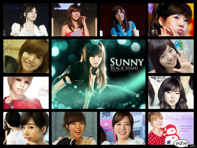SUNNY is the BEST!!with her aegyo!