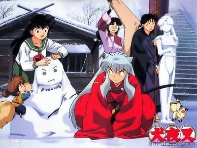 Inuyasha! =D I love this pic! XD