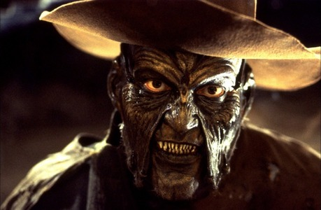 No, but the Creeper (Jeepers Creepers) is my dance partner at my Tuesday night classes and the Stranger (When a Stranger Calls) takes me dancing every Saturday.