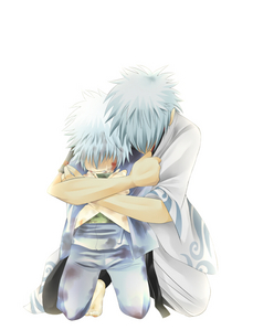 Gintoki's childhood really did suck :'(