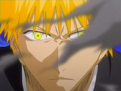 Ichigo from Bleach ^.^