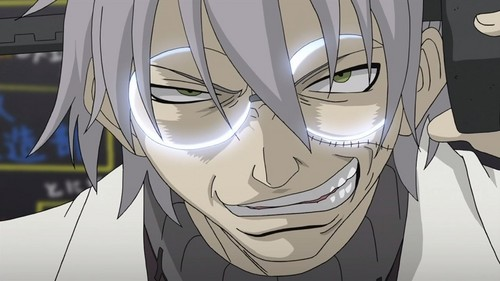 Stein from Soul Eater