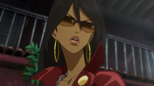 """I post Michiko ^.^ from the anime """"Michiko to Hatchin"""""""