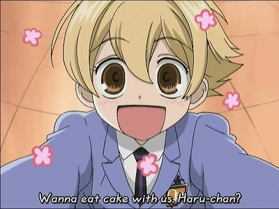 Honey From Ouran High School Host Club cant get better than this :)