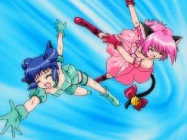 Minto and Ichigo!