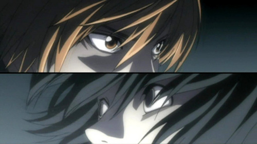Death Note! (and maybe Bleach.. ^-^)