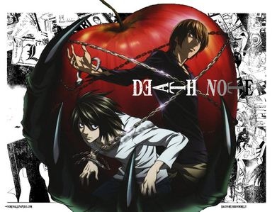 Currently, Death Note.